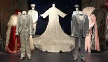 Behind the Candelabra Costumes now in the Liberace Museum Collection