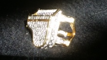 Liberace Museum Store Limited Edition Piano Ring