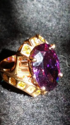 Liberace Jewels Museum Reproduction Ring