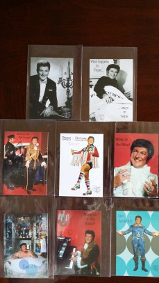 Rare Liberace Greeting Cards
