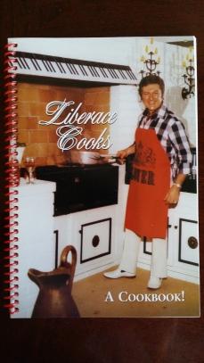The Liberace Cookbook