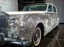 Liberace Phantom V Rolls Royce