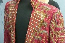 Liberace Lasagna Suit