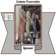 Costume Preservation Sponsor