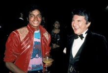 Michael Jackson and Liberace
