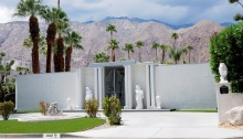 Piazza de Liberace, Palm Springs