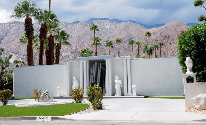 Piazza de Liberace, Palm Springs