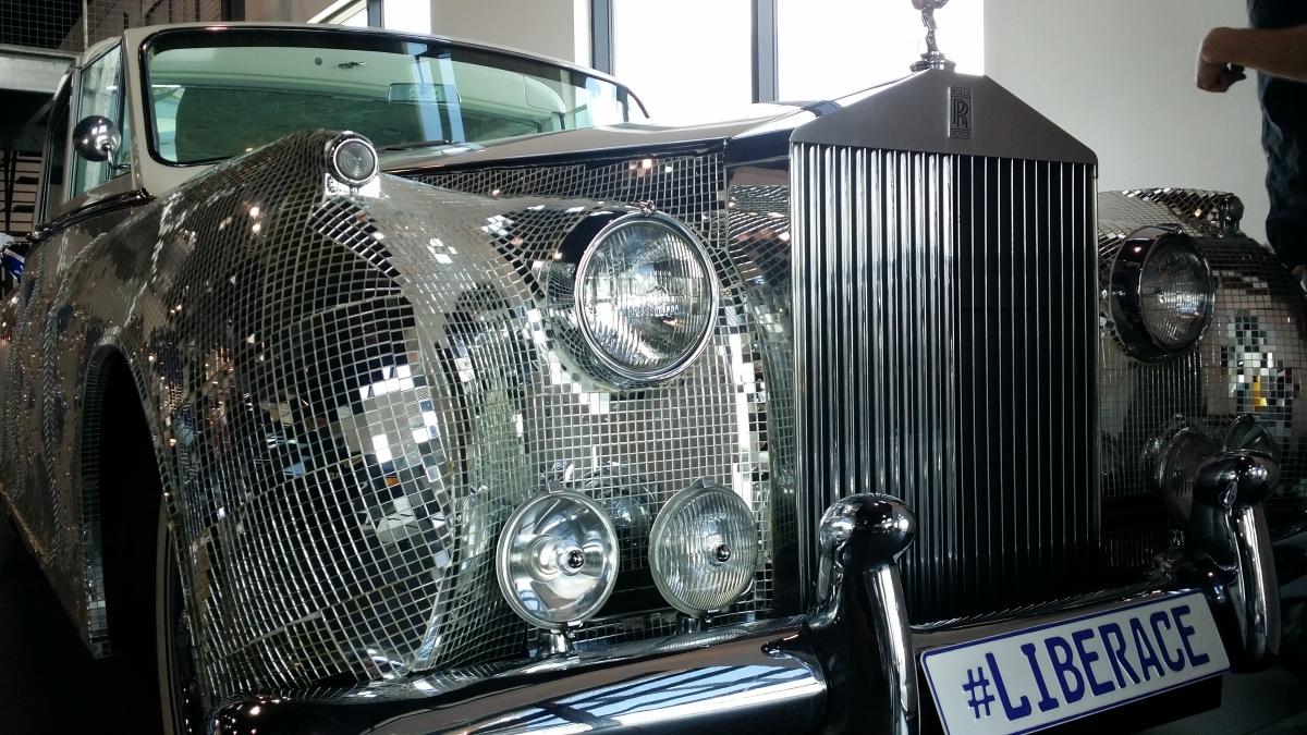 Liberace 1961 Phantom V Rolls Royce