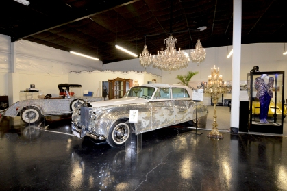 Liberace Garage Museum. Friday, April 15, 2016. CREDI: Glenn Pinkerton/Las Vegas News Bureau