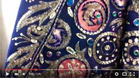 Scotty Scott sponsors the Purple Chinchilla Liberace Costume