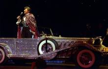 Liberace Crystal Roadster