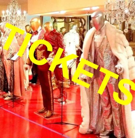 Tickets for ASDLasVegas, Globalshop2017, NCBShow delegates to visit Liberace Collection at former home of Michael Jackson