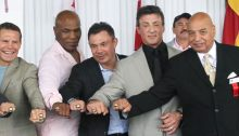 IBHOF induction 2011