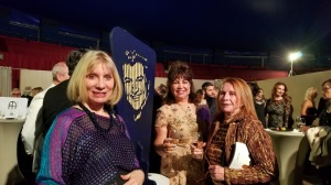 Sharon Maloof and friends in Monte Carlo for Liberace 100
