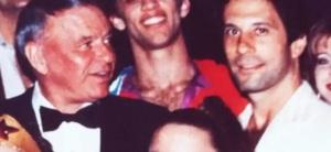Frank Sinatra and Jeff Kutash